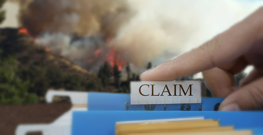 How To File Fire Insurance Claim